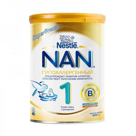 Гипоаллергенная смесь NAN