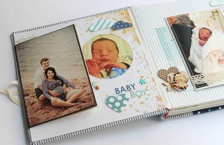 именные подарки для новорожденных