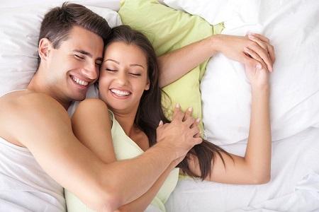 как сказать мужу о беременности сексуально