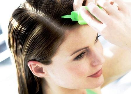 Маска для роста волос с витаминами B1 и B12