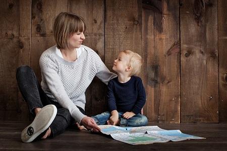 общаемся с ребенком