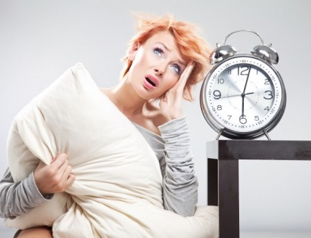 нехватка сна и старение кожи