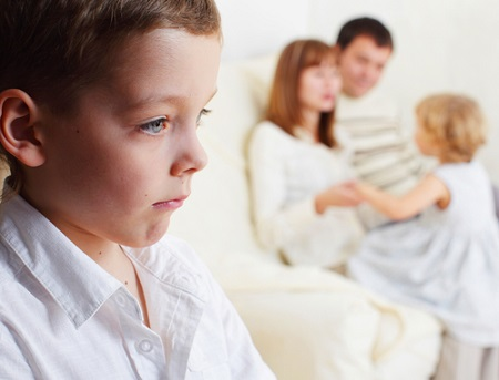 Ревность ко второму ребенку