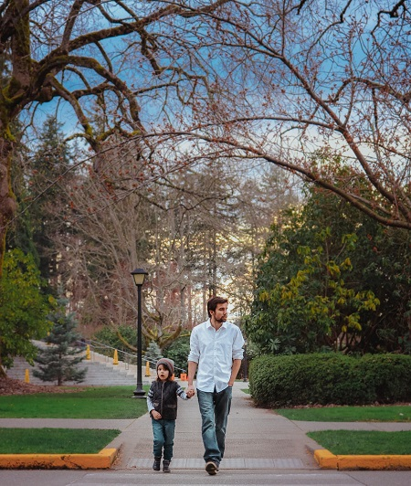 Уважения отца к сыну