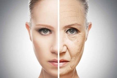 влияние курения на кожу