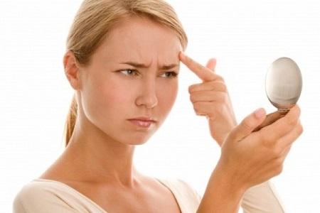 влияние стресса на кожу