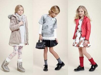 базовые гардероб девочки