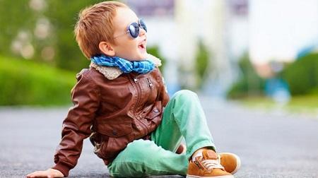 базовые гардероб мальчика