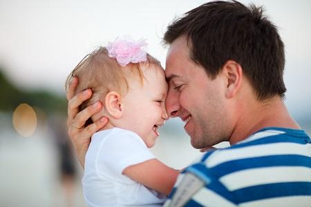 отец в жизни дочери