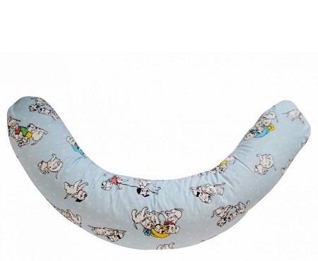 подушка для беременных банан
