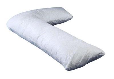 подушка для беременных форма г