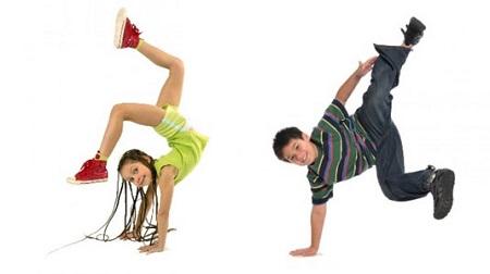 танцы для ребенка