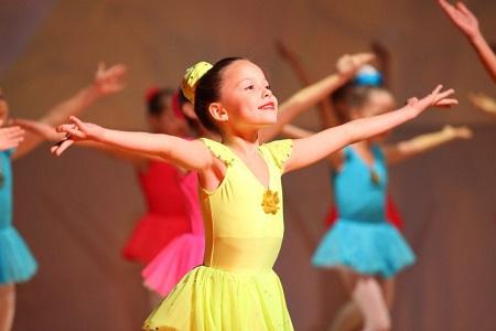Танцы в жизни ребенка