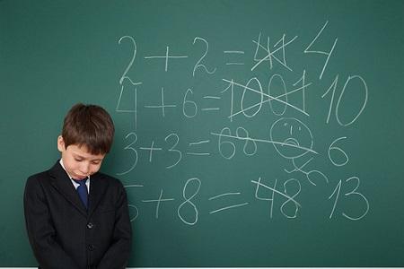Влияние системы оценок на ребенка