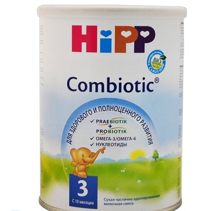 Хипп Комбиотик 3