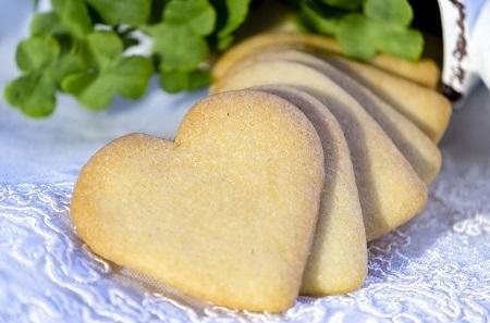 печенье на кефире для детей