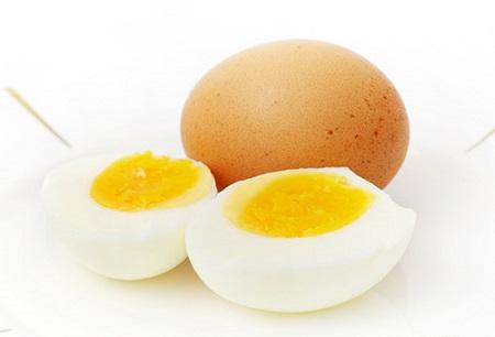 яичный желток ребенку