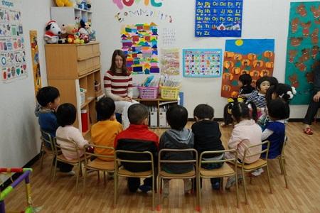 детские сады в японии