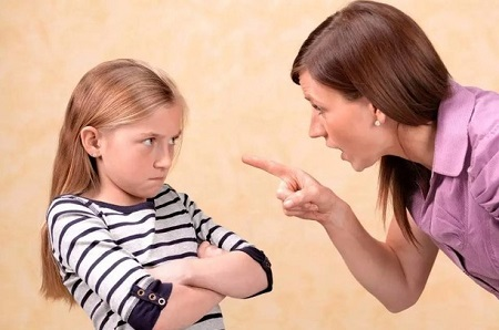 как говорить ребенку нельзя