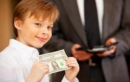 как говорить ребенку о деньгах