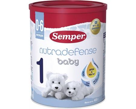 Semper Baby Nutradefense