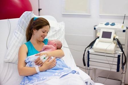 Рождение сыночка