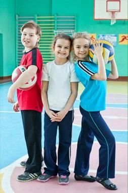спортивная школьная форма