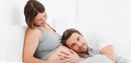 Икота ребенка в утробе