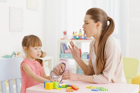 Занятие с ребенком