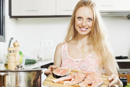 приготовление рыбы при беременности