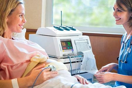 Ктг ребенка при беременности норма