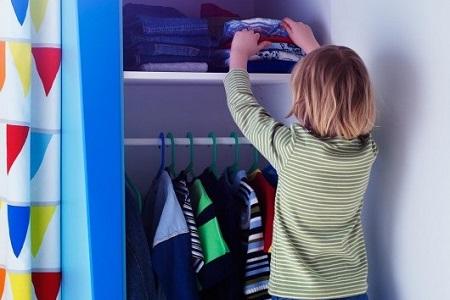 Базовый гардероб ребенка