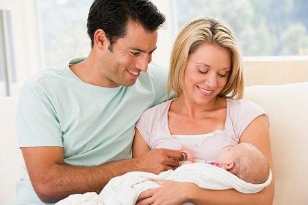 как сохранить семью после рождения ребенка