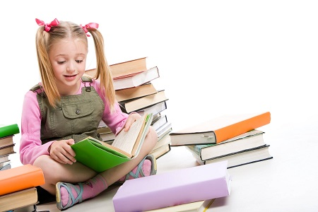 как ребенка приучить читать книги