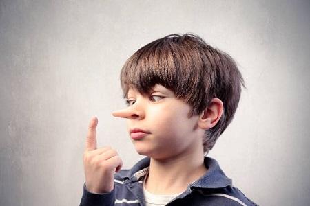 Что делать когда ребенок врет