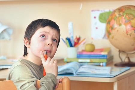 ребенок не делает уроки сам