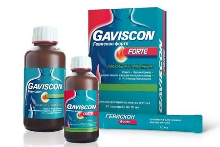 гевискон при беременности